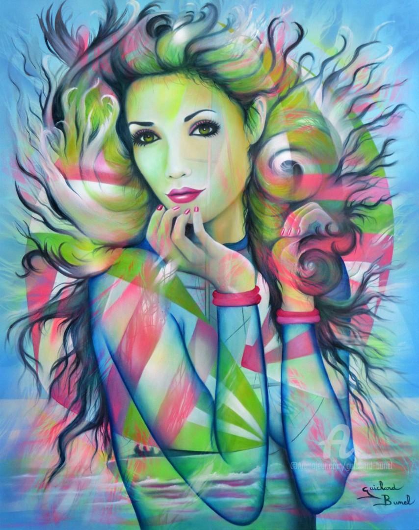 Jeannette Guichard-Bunel - sous le vent