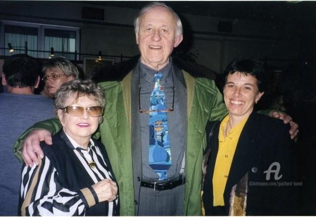 Jeannette Guichard-Bunel - avec Mick Michel  et Christian Marin