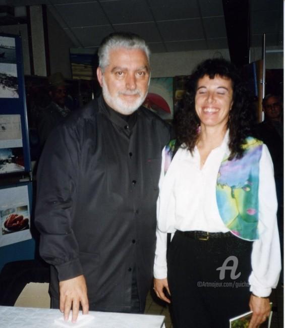 Jeannette Guichard-Bunel - avec Paco Rabanne