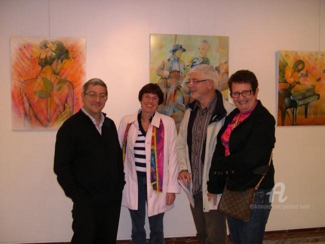 Jeannette Guichard-Bunel - avec SZNYTKA et PERRIE-BRISSETY