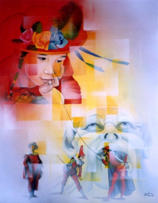 Jeannette Guichard-Bunel - le fil de l'histoire