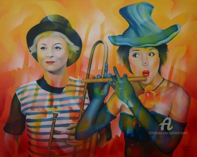 Jeannette Guichard-Bunel - les âmes soeurs
