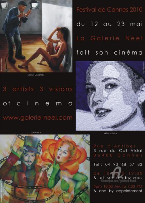 Jeannette Guichard-Bunel - affiche 2010