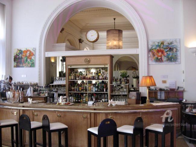 Jeannette Guichard-Bunel - hotel Carlton