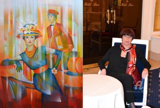 Jeannette Guichard-Bunel - invitation au voyage