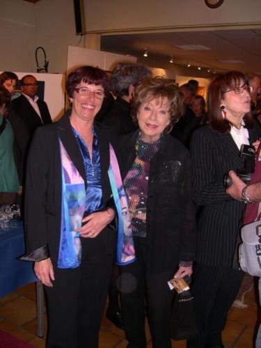 avec Marthe Mercadier (actrice)