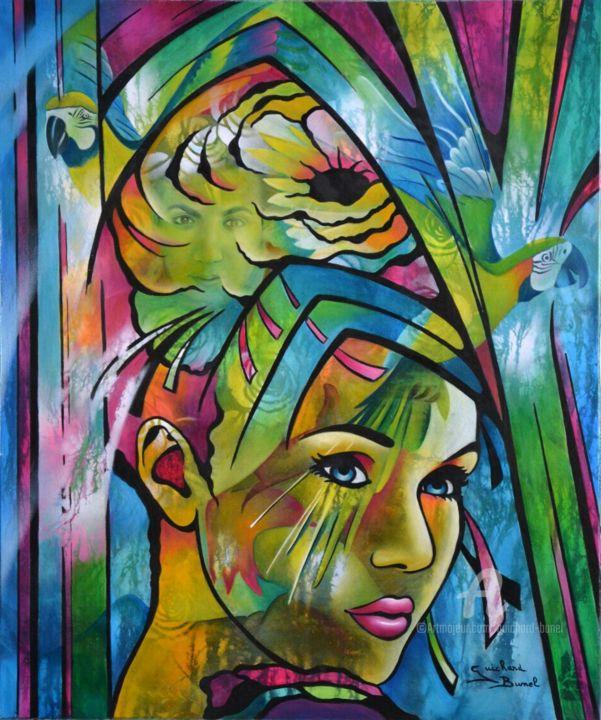 Jeannette Guichard-Bunel - La folie en tête...