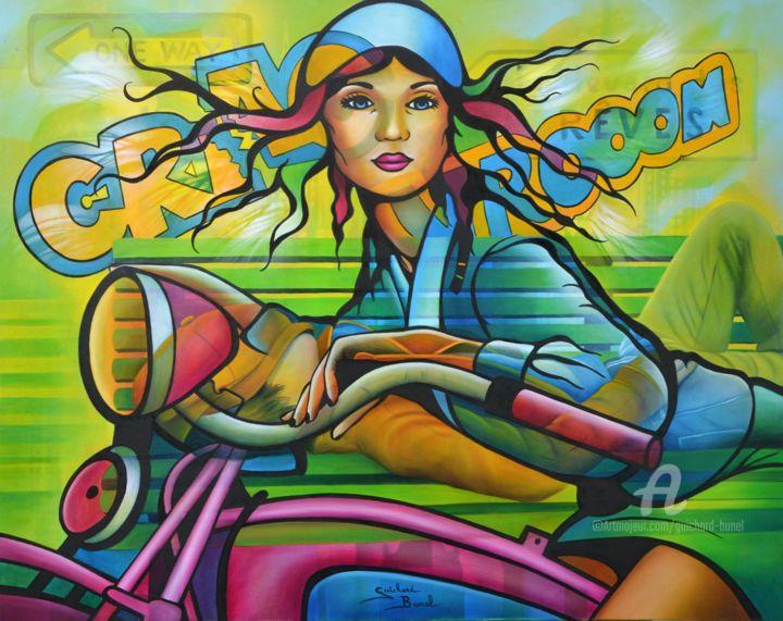 Jeannette Guichard-Bunel - boulevard des rêves