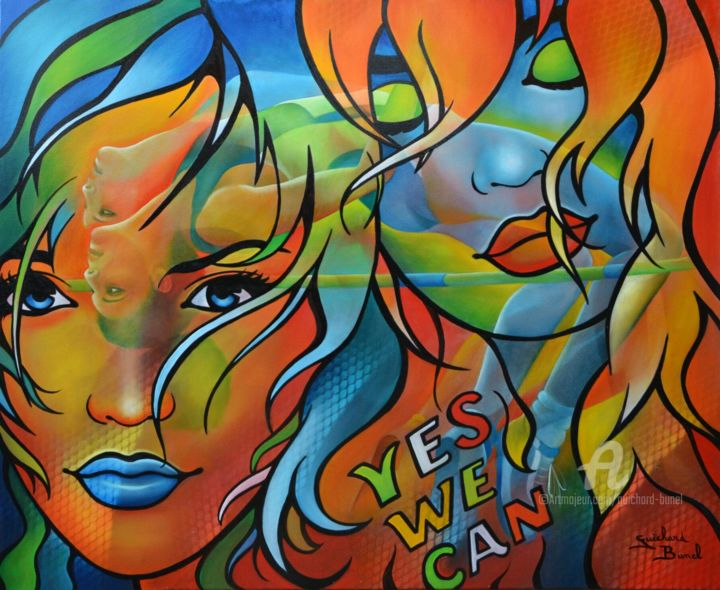 Jeannette Guichard-Bunel - yes we can!
