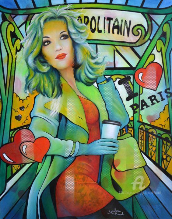 Jeannette Guichard-Bunel - I love Paris...