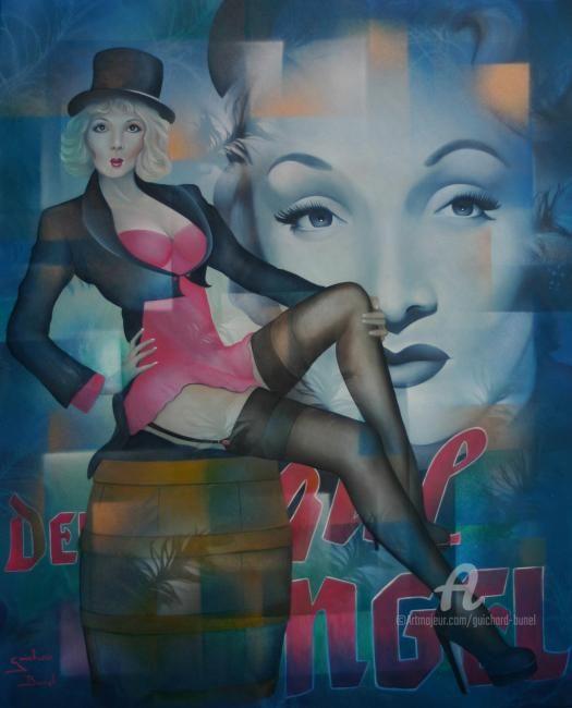 Jeannette Guichard-Bunel - comme un ange