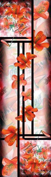 Jeannette Guichard-Bunel - fleur de lys