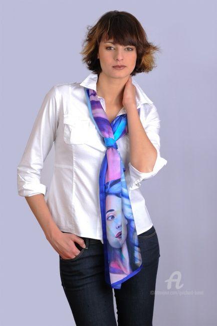 Jeannette Guichard-Bunel - Guichard-Bunel-fdv-foulard-soie-storiart