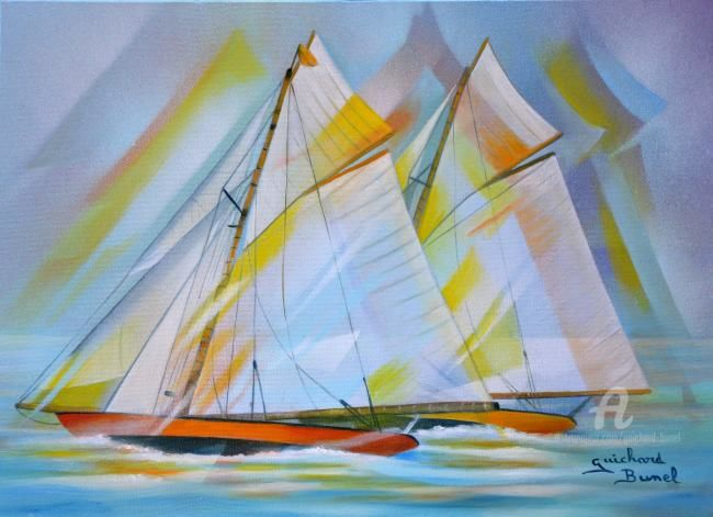 Jeannette Guichard-Bunel - au point du jour