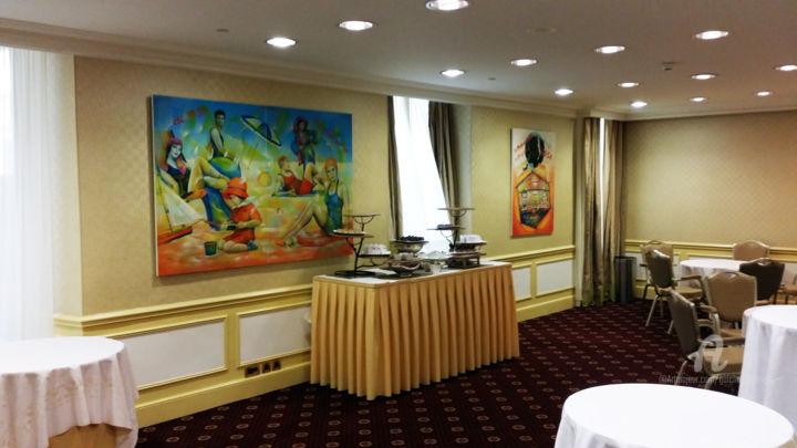 Jeannette Guichard-Bunel - hôtel Carlton de Cannes