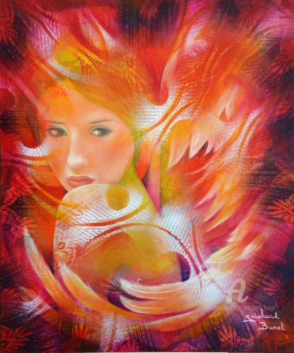 Jeannette Guichard-Bunel - l'ange protecteur