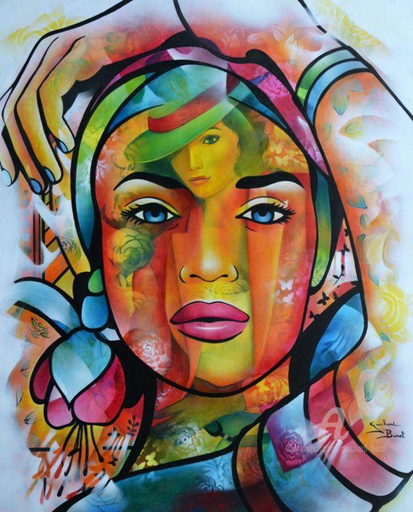 Jeannette Guichard-Bunel - fleur de Samba